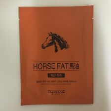 1 SHEET SKINFOOD HORSE FAT  BEAUTY IN AFOOD MASK PACK - MOIST & SMOOTH