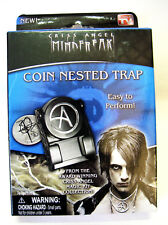 COIN NESTED TRAP Magic Trick by Criss Angel MINDFREAK 2010 Ages 8+ Complete