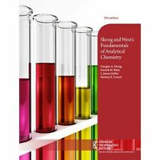 Skoog and West's Fundamentals of Analytical Chemistry, Good Condition Book, Skoo