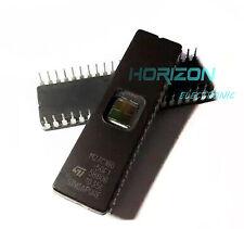 5pcs M27C160-50F1 ST IC EPROM UV 16MBIT 100NS 42CDIP M27C160 NEW