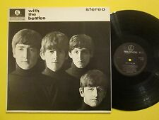 With The Beatles Parlophone Made In The EEC German Pressing 1A 062-04181 EX LP