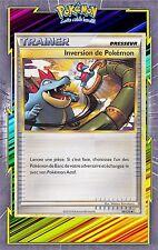 Inversion de Pokemon-HS:HeartGold SoulSilver-99/123-Carte Pokemon Neuve Français