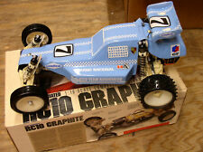 Vintage RC10 Graphite Team Associated with Body and Servo