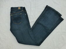 WOMENS GUESS BOOTCUT STRETCH JEANS SIZE 27x31.5 #W3437