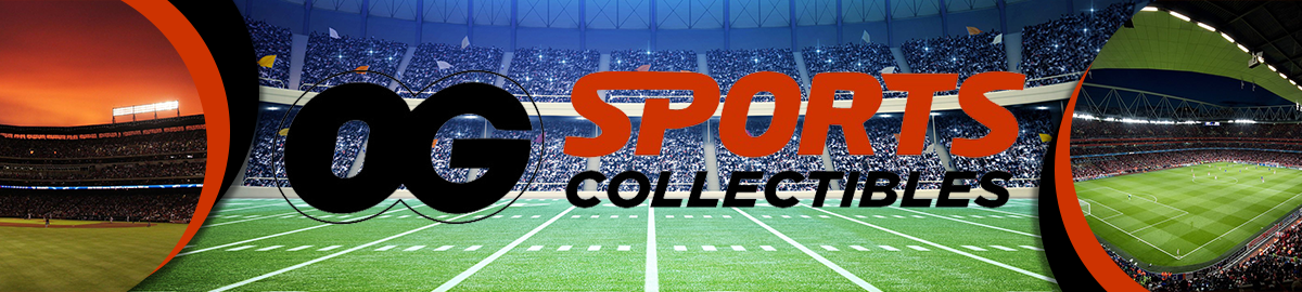 OG SPORTS COLLECTIBLES