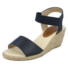 Zapatos de tacón de mujer de color principal oro talla 37