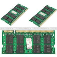 New 2GB DDR2 667MHZ PC2-5300 SO-DIMM 200PIN Laptop Notebook Memory