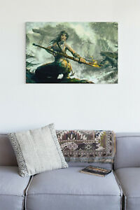 Abstract Modern Canvas Wall Art Picture Print Ready to Hang