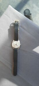 VINTAGE LONGINES 1586 CAL L890.1 AUTOMATIC WATCH, VALUED £1000 FULLY FUNCTIONING
