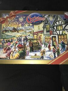 Gibson's Limited Edition Christmas 1000 Piece Jigsaw Puzzle