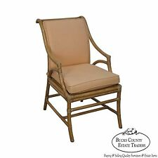 McGuire of San Francisco Rattan Cane Back Arm Chair