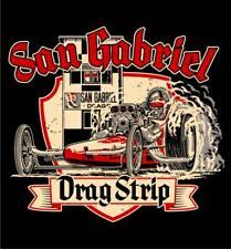 San Gabriel Drag Strip T-shirt