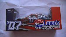 Voiture neuve nascar course rallye 1/64 Charlotte!Edition limitée!