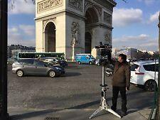 IO INDUSTRIES FLARE 4K VR CAMERA W/ SUPER 35MM  SENSOR, GLOBAL SHUTTER & GENLOCK
