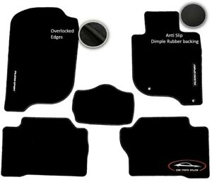 Made to Fit Mitsubishi Pajero Sport Car Floor Mats (2015 - Current)