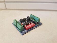 LED RGBW DMX 512 Controller Decoder Dimmer 4 Kanal Channel Streifen