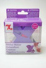 "Xyron 150 Create-A-Sticker Machine-1.5""X20' Permanent - Assorted Brand New"
