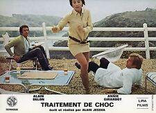 ANNIE GIRARDOT MICHEL DUCHAUSSOY TRAITEMENT DE CHOC 1973 PHOTO D'EXPLOITATION #6