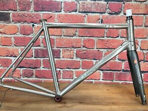 Lynskey Helix Road Titanium Large Frameset 700c Di2 or Mechanical Rim Brake