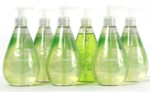 (6 Bottles) Method Cucumber Water Naturally Derived Plant Based Hand Wash 12 Oz