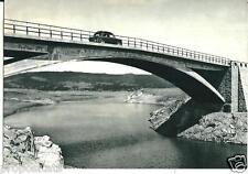 cl 48 1960 SILA (Cosenza) Ponte sul Lago Cecilia - viagg Ed.Marzari Schio