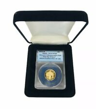 2011-W $5 Gold US Department of The Army Commemorative Proof Gold Coin #007/189