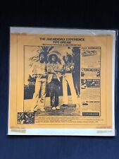 New listing The Jimi Hendrix Experience Live Pipe Dream Vinyl Lp 1968 Amsterdam