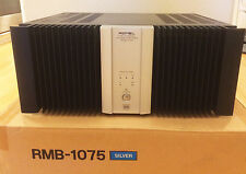 Rotel RMB-1075 Multi-channel Power Amplifier Excellent Condition