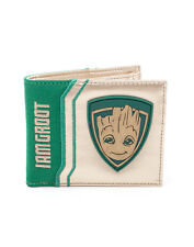 OFFICIAL MARVEL'S GUARDIANS OF THE GALAXY 2 - I AM GROOT BI-FOLD WALLET (NEW)