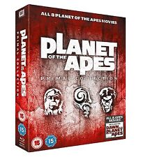 Planet Of The Apes: Primal Collection 1-8 Box Set (Blu-ray) *BRAND NEW*