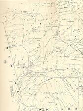 Lewisboro South Salem Poundridge Cross River NY 1911 Maps Homeowners Names Shown