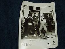 Phish RARE PUBLICITY PRESS PHOTO Original TREY ANASTASIO