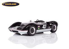 McLaren Elva MkI ÖASC Preis von Wien Aspern 1965 Charles Vögele, Tecnomodel 1:18