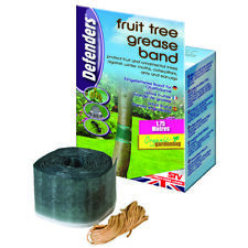 Fruit Tree Grease Band Protects against Moths Caterpillars Ants & Earwings