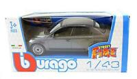 Burago 1/43 Diecast Model Car - Alfa Romeo 159 in Metallic Grey Street Fire'