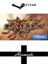 Guns of Icarus Online Steam Key - for PC, Mac or Linux (Same Day Dispatch)