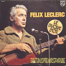 FELIX LECLERC Le Disque D'or FR Press Philips 6332 203 LP