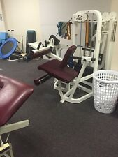 Cybex VR2 Seated Leg Curl Fitness Commercial Quality Rehab