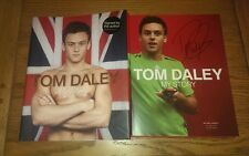 My Story SIGNED Tom Daley Hardback 2012 1st Edition 1st impression Autobiography