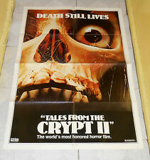 original TALES FROM THE CRYPT II one-sheet poster