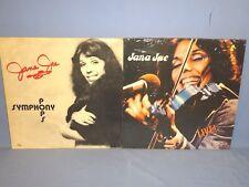 Jana Jae LOT of 2 Vinyl Records Country Fiddle Bluegrass