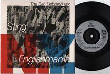 """STING Englishman In New York 7"""" VINYL"""