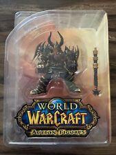 Dwarf Warrior Thargas Anvilmar World of Warcraft Action Figure Dc Unlimited
