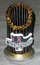 2013 World Series Champions Boston Red Sox Replica Mini Trophy Paperweight Ortiz