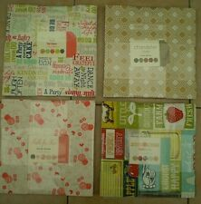 "Layer Cakes - MODA - 10"" x 10"" squares - Brighter Colours - 100% Cotton"
