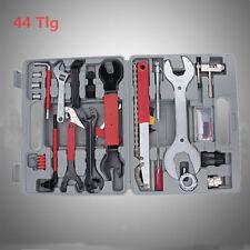 44-teilig Fahrrad Werkzeug Reparatur Set Werkzeugtasche Werkzeugkoffer  TOP DE
