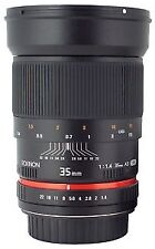 Wide Angle Lens for Olympus Camera