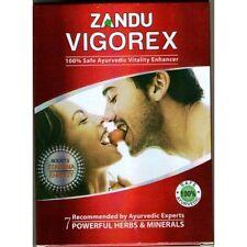 ZANDU VIGOREX HERBAL EDH Men CAPS
