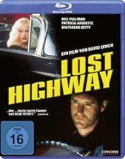 Lost Highway Blu Ray Video