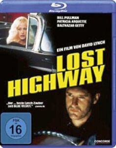 Lost Highway - Blu-ray - Neu/OVP - Patricia Arquette